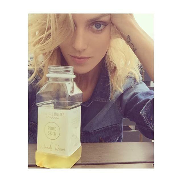 Meet the New Skin-Boosting Juice That's a Model Favorite on Instagram