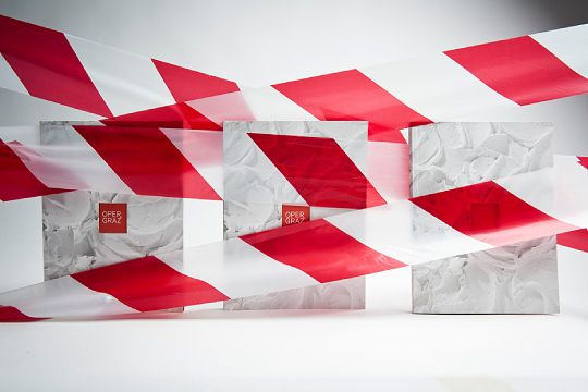 Spielplan Oper Graz - corporate publishing by moodley brand identity, via Behance