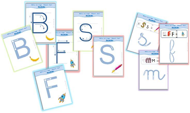 Fichier d'écriture pour la classe d' Ernest