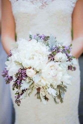 24 purple wedding bouquets 6