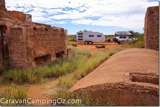 Old Onslow Ruins, Western Australia | CaravanCampingOz.com