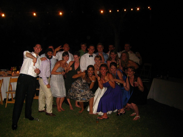 D.Mac and Amanda's Wedding