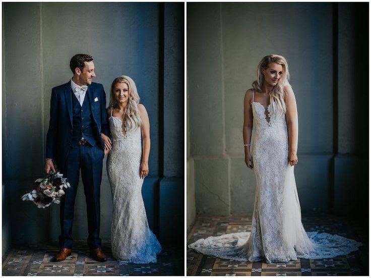 Bridal By Aubrey Rose Wedding Dress - PSAS Fremantle Wedding - Kate Drennan Photography