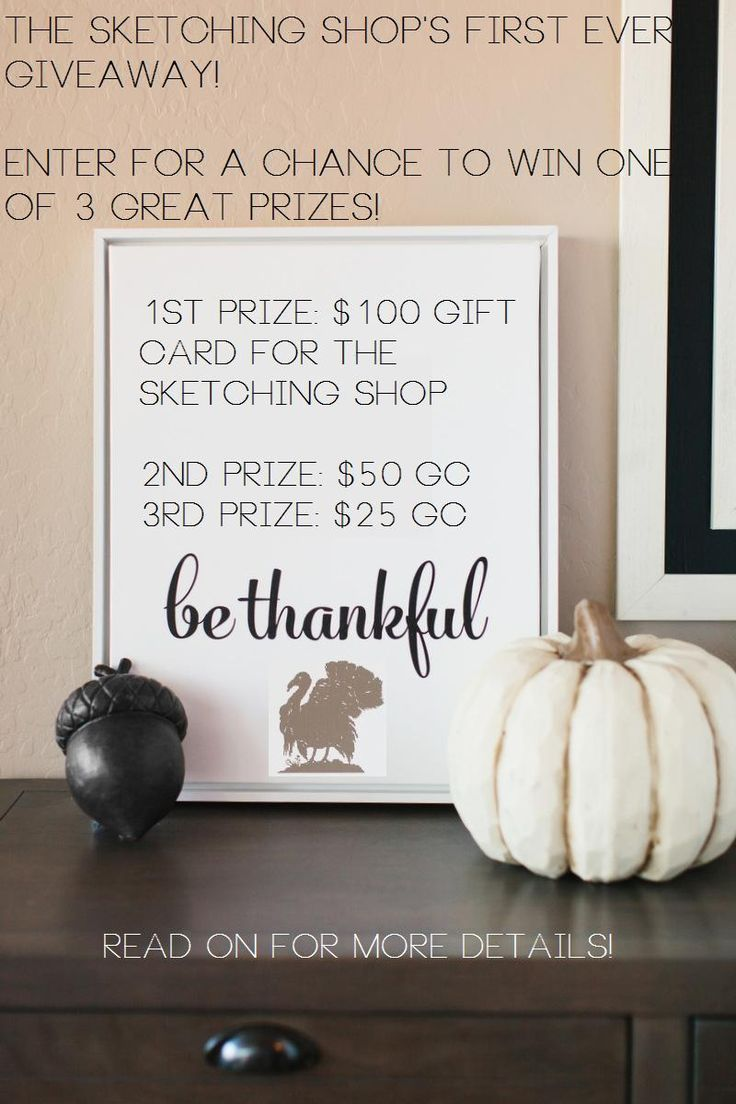 Thanksgiving 2015 giveaway. #giveaway #contest #promotion