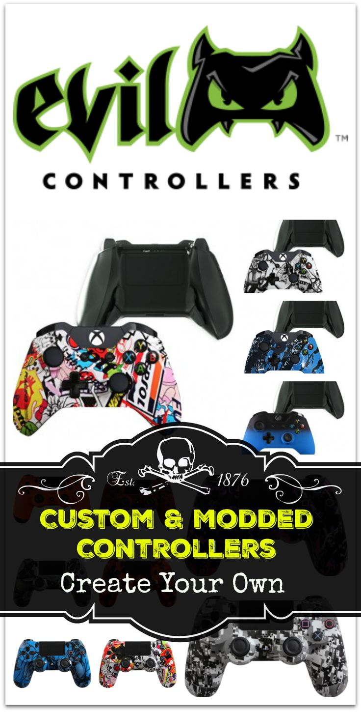 If you have been wanting one , now is the time to get one! They are on SALE! #gamer #customcontroller #ad #xbox #ps4 #playsation