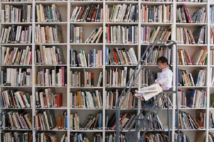 Kleurrijke kinderboeken lijsten