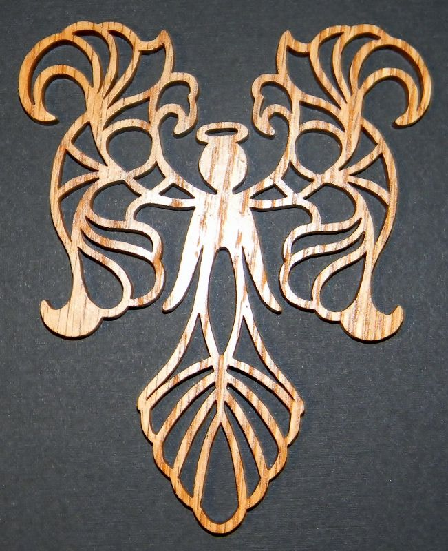 Just Me!: Angels For The Tree http://brenda62052.blogspot.com/2012/11/angels-for-tree.html# - Scroll Saw
