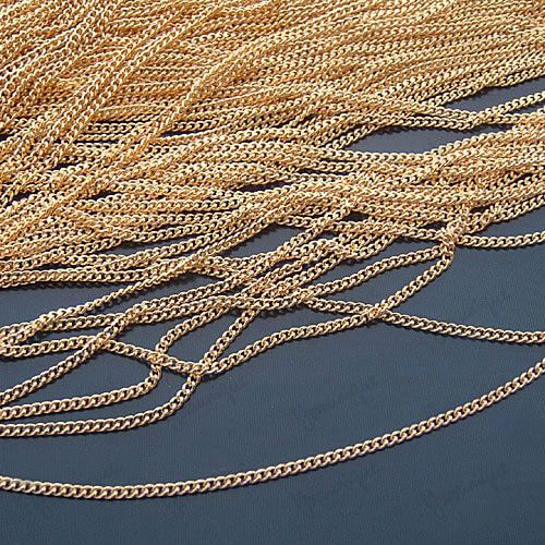 Hey, I found this really awesome Etsy listing at https://www.etsy.com/au/listing/253414957/5-meter-165-ft-antiqued-gold-plated