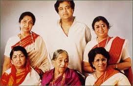 Mangeshkar Family