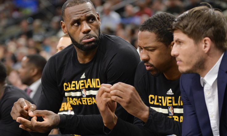 """Report: Cavaliers to rest LeBron James, Kyrie Irving, Kevin Love against Heat = According to a Monday afternoon report from Joe Vardon of Cleveland.com, the Cleveland Cavaliers are planning to rest their """"Big Three"""" against the Miami Heat. As a result, it appears that point guard Kyrie Irving, big man Kevin Love and superstar forward LeBron James won't be suiting up on Monday evening in Miami. It is also worth noting that….."""