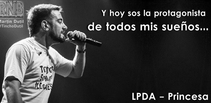 LPDA - Princesa