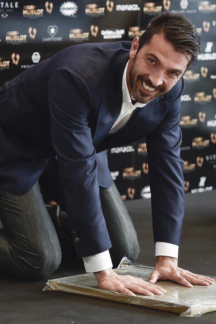 "Juve, Buffon vince il ""Golden foot"" 2016 - Sportmediaset - Sportmediaset - Foto 37"