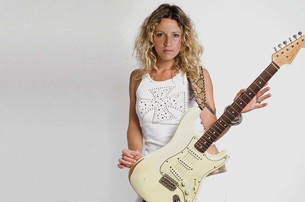 Interview with Ana Popovic