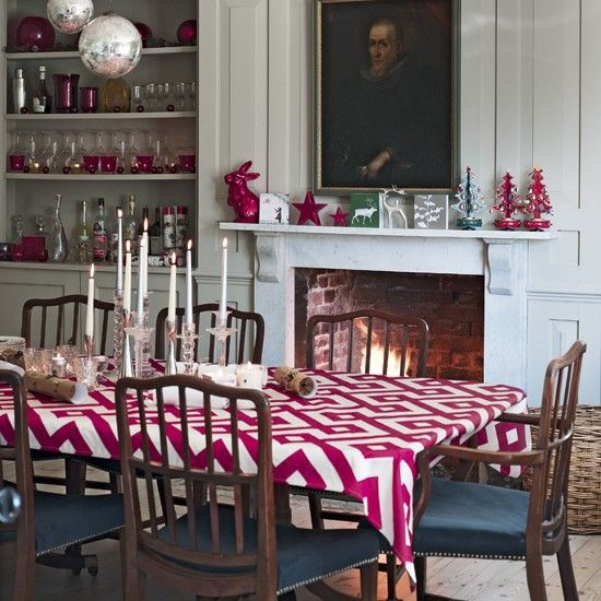 17 Best Ideas About Christmas Dining Rooms On Pinterest: 17 Best Ideas About Christmas Dining Rooms On Pinterest