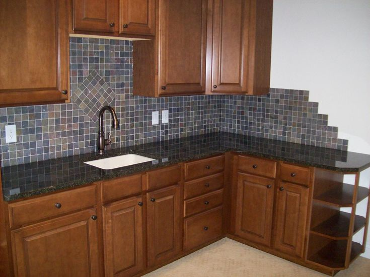 Kitchen Backsplash Ideas Ceramic Tile 1734 Kitchen Backsplash Ceramic Tile  Stone Counters Pictures