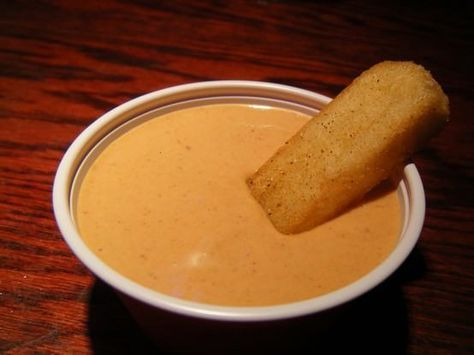 red robin's campfire sauce--this is so delicious!
