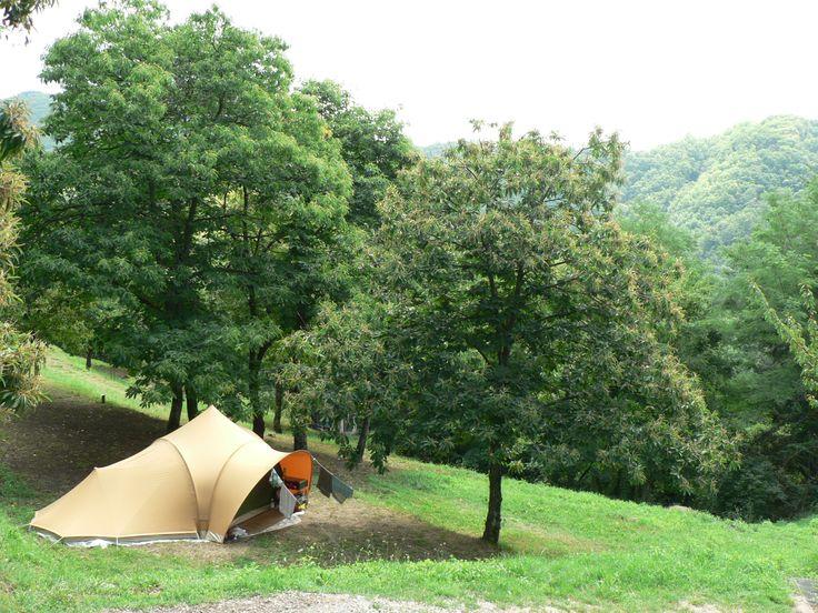 Camping Piandamora Toscane Italië
