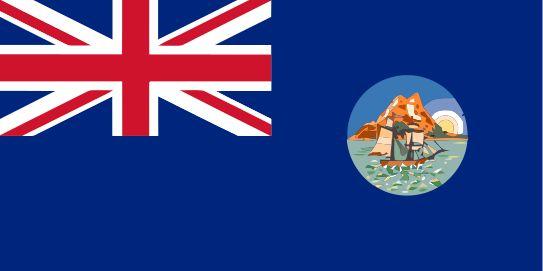 Flag of the British Colony of Labuan (1912-1946) - 馬來西亞國旗 - 維基百科,自由的百科全書