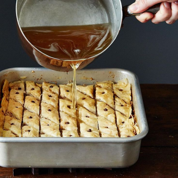 Mrs. Z's Secret-Ingredient Baklava recipe on Food52