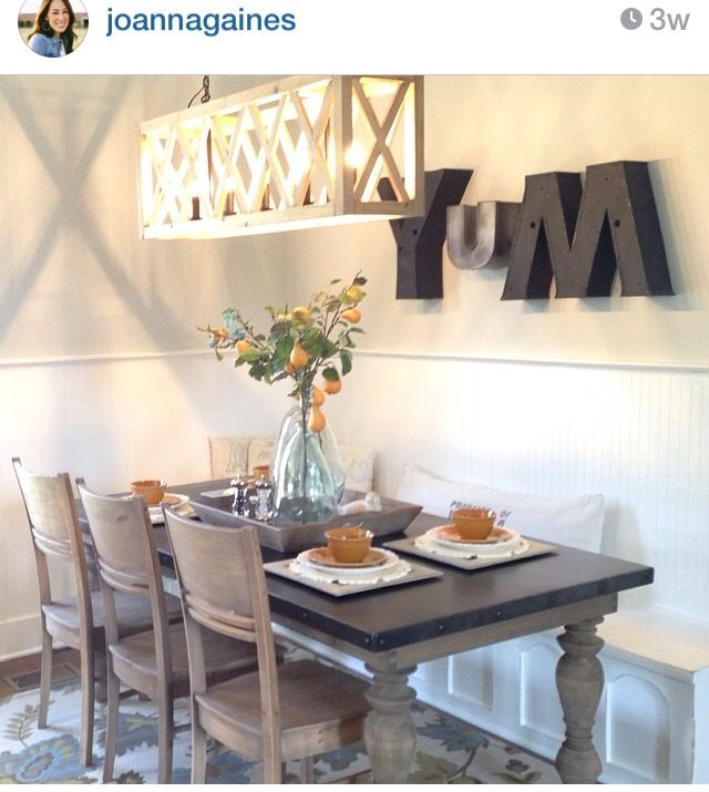 Hgtv Dining Room Colors: 18 Best Images About HGTV Fixer Upper On Pinterest