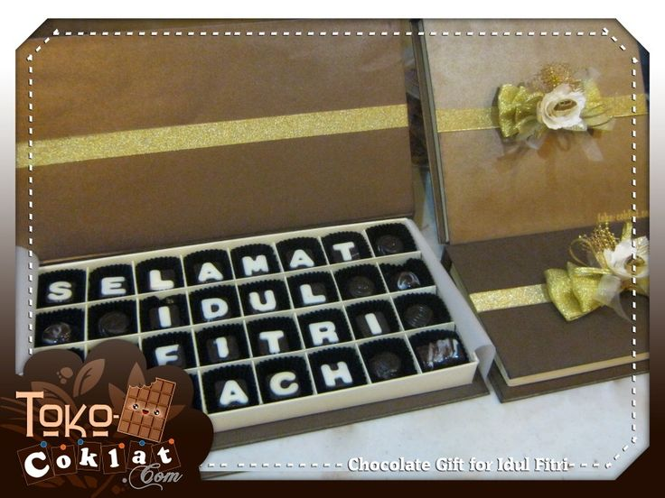 Chocolate Gift for Idul Fitri
