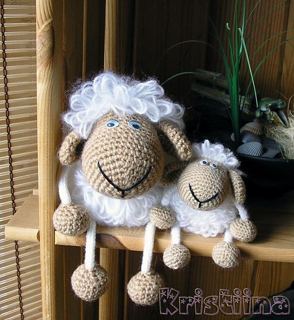 Ravelry: K-Kristiina's Little Sheep