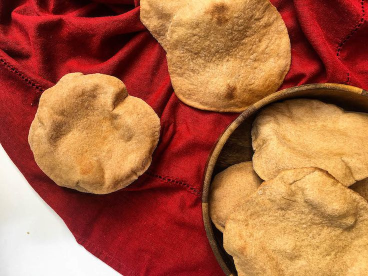 Easy and delicious homemade traditional Greek Pita Bread – you'll never want to go back to the store-bought version again! Have you ever wondered how the pocket is formed in pita bread? I mean, how does it even get there? There's only one explanation. Magic. No, really. Homemade pita is extremely easy to make and...Read More »