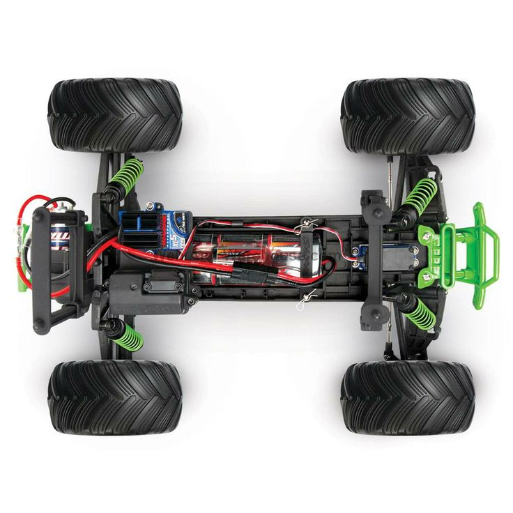 traxxas grave digger fast for sail | Traxxas 1/10 Monster Jam XL-5 RTR - Grave Digger (NEW 2014 w/ 2.4ghz)