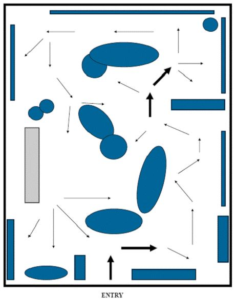 Science of making your floor space sell more dollars per square foot. Underhill's original book on why we buy and the science of retail anthropology is still the best source to begin learning why visual merchandising is so important.   http://www.facebook.com/displayitcreatively