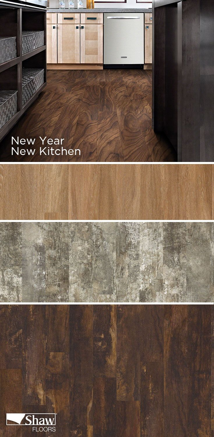 16 best wood look tile images on pinterest for Kitchen linoleum tiles