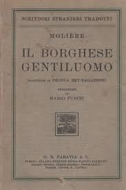 Image result for il borghese gentiluomo moliere