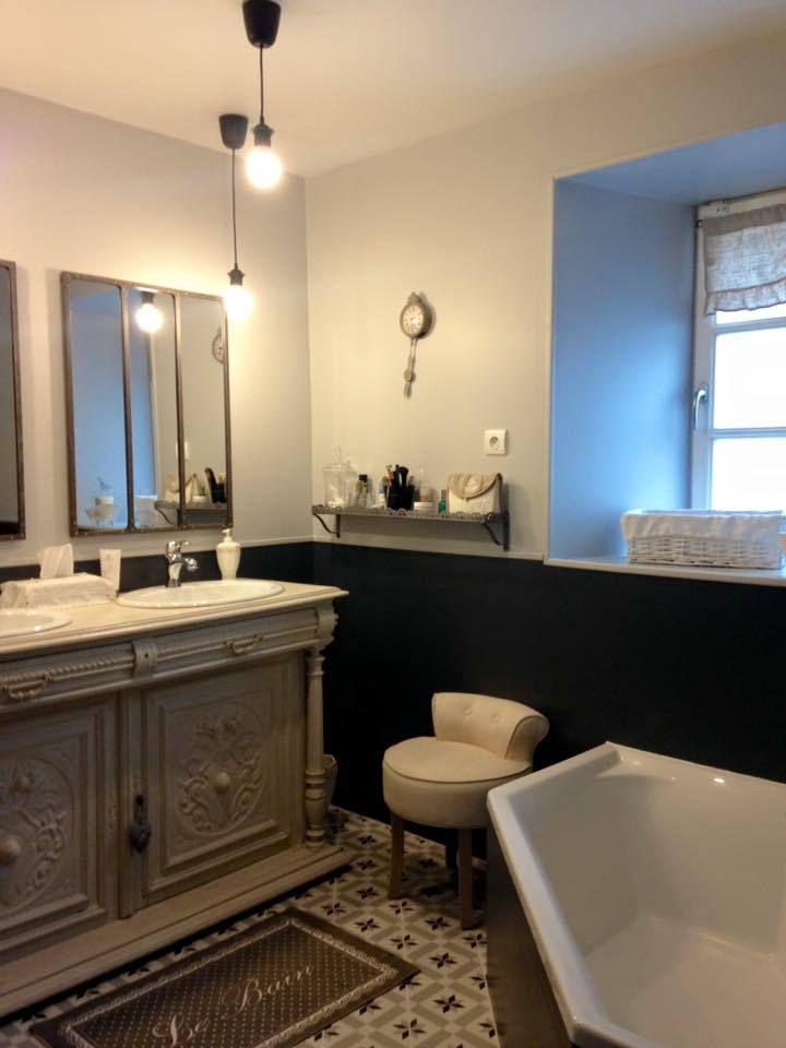 les 51 meilleures images du tableau salles de bain sur pinterest salle de bains deco salle de. Black Bedroom Furniture Sets. Home Design Ideas