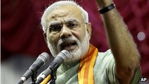 BJP 'star' gets key India poll role - http://uptotheminutenews.net/2013/06/09/asia/bjp-star-gets-key-india-poll-role/