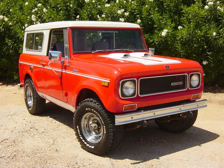 13 Of The Coolest Classic Cars Under 10K – Ih Scout 800 Wiring Diagrams