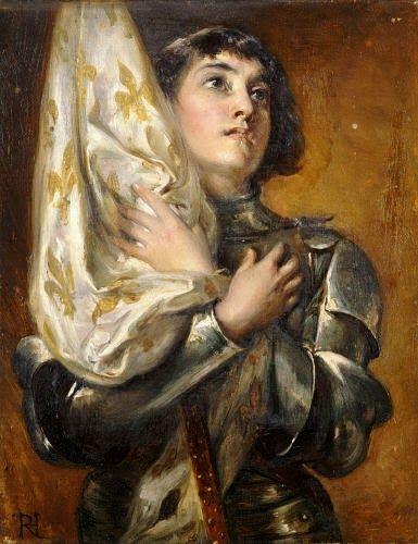 CONFERÊNCIA DOS PÁSSAROS: Joana d'Arc