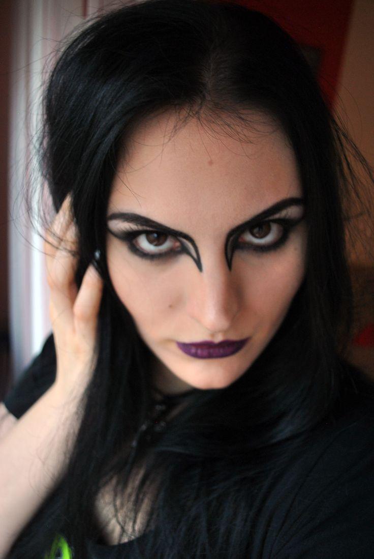 #makeup  #nekromancica