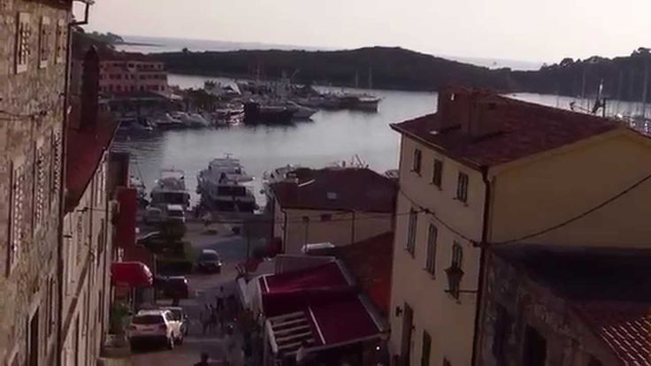 Vrsar, Istria https://www.youtube.com/watch?v=Irn0HXzSh2Q #istria #vrsar #croatia