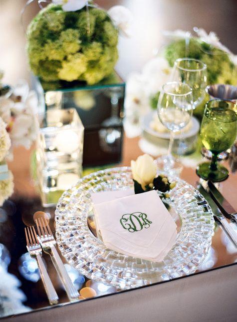 63 Best Wedding Table Settings Images On Pinterest