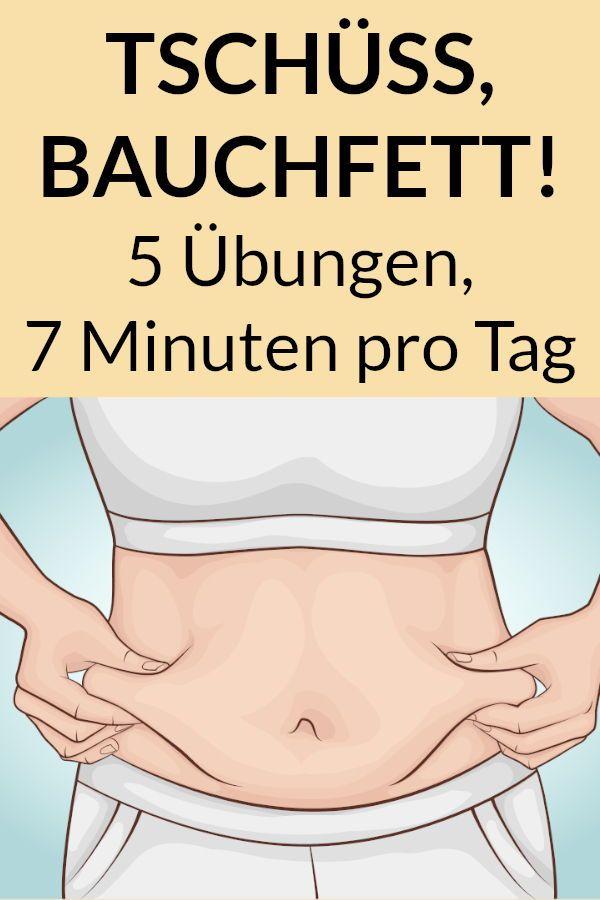 Diät verlieren männlichen Bauch