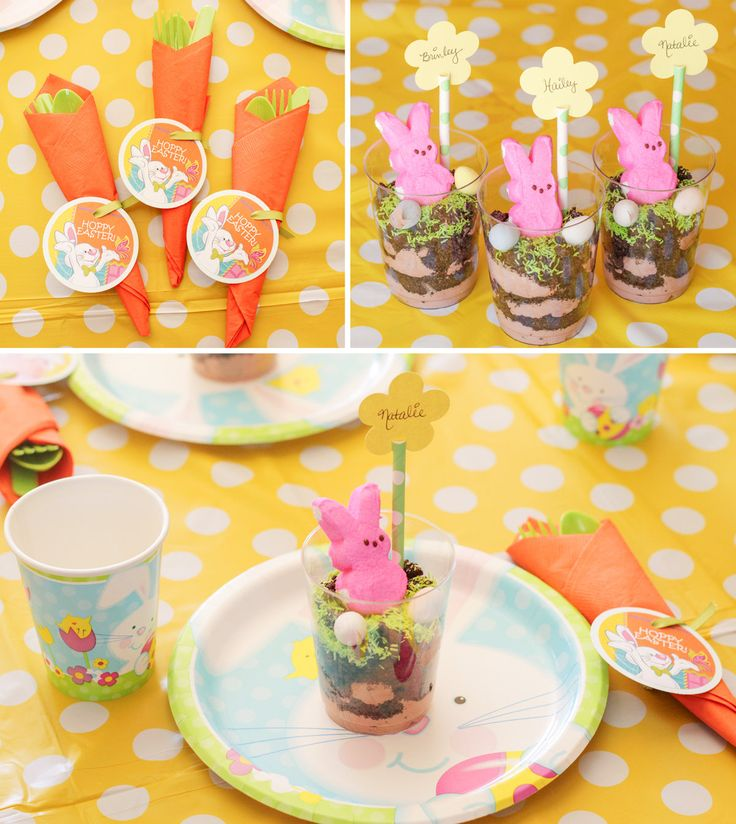 116 Best Easter Party Ideas Images On Pinterest