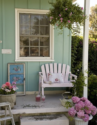 Country Porch Things I Love Pinterest Country