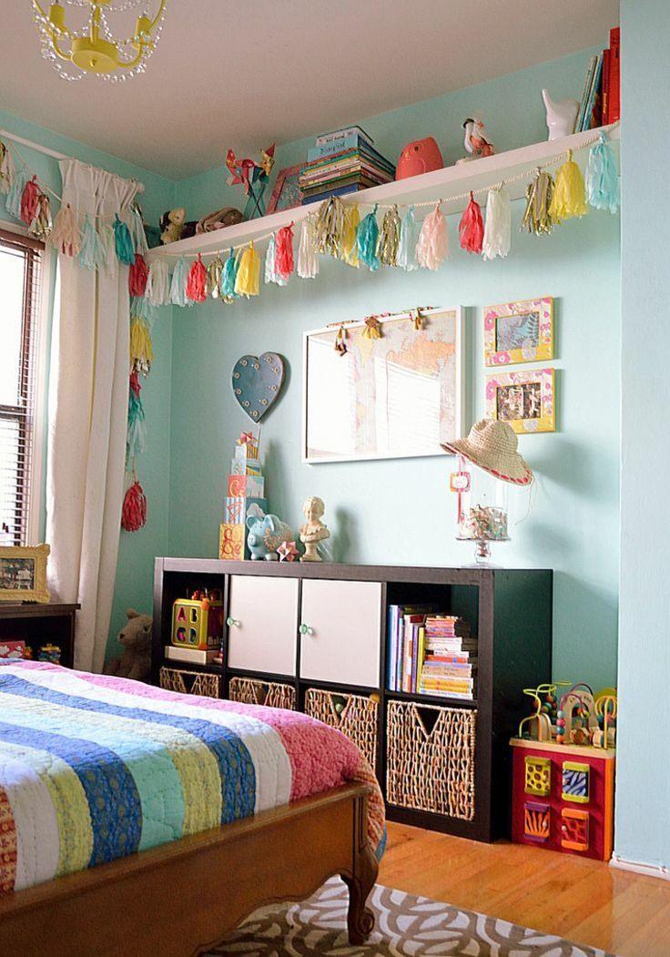 Habitaciones Infantiles Pequenas Con Mucho Encanto Y Estilo