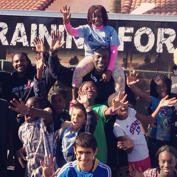 My true Passion: making a difference by empowering the kids! #OurFuture #Nevergiveup