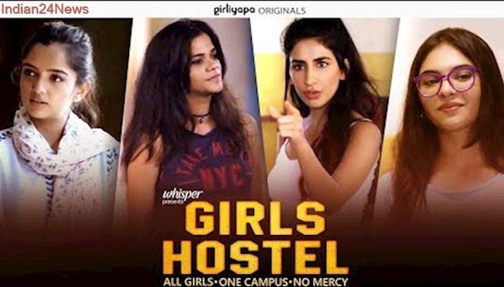 Girls Hostel | Character Trailer || Girliyapa Originals ...