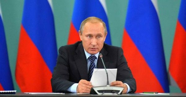 Putin Reveals ISIS Funded By 40 Countries, Including G20 Members