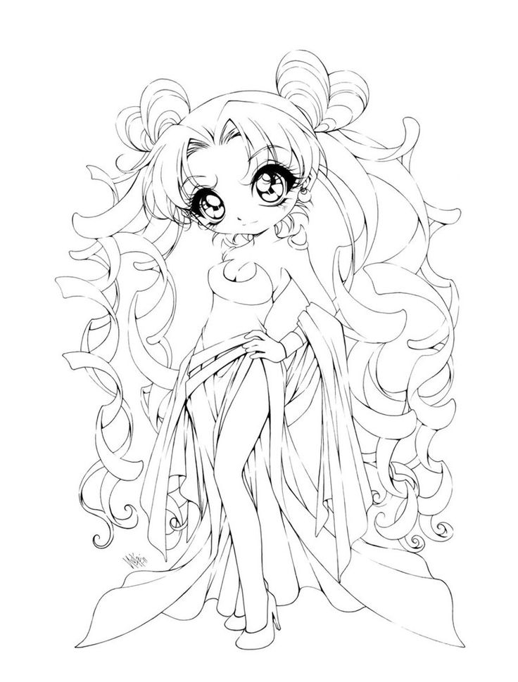 254 best images about anime lineart on Pinterest | Chibi ...