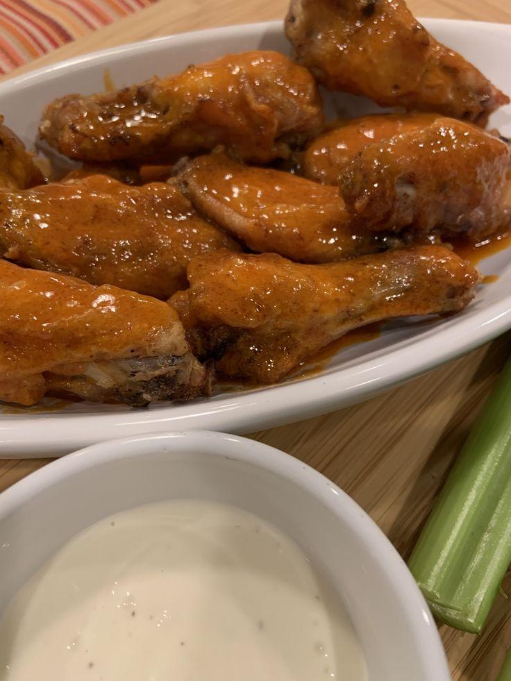 Instant pot duo crisp chicken wings recipe chicken