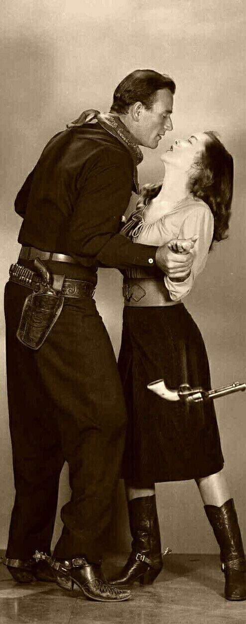 Tall in the Saddle is a 1944 American Western film directed by Edwin L. Marin and starring John Wayne and Ella Raines. Written by Paul Fix and Michael Hogan, based on the serialized novel of the same name by Gordon Ray Young, the film is about a tough quiet cowboy who arrives at an Arizona town and discovers that the rancher who hired him has been murdered and that the kindhearted young woman who just inherited the ranch is being manipulated by her overbearing aunt and a scheming lawyer who…