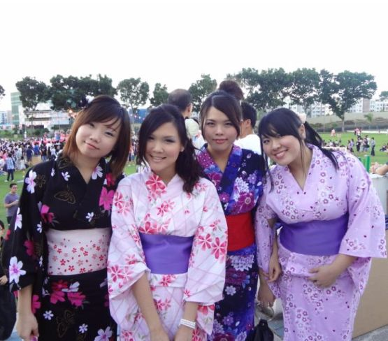 Yukata kimono Market sakura / Customer comments