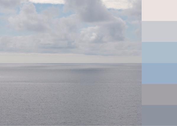 Turfprojects.ie Atlantic Ocean Colour Palette Ireland Irish Landscape Inspiration